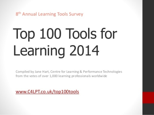top-100-tools-for-learning-2014-1-638